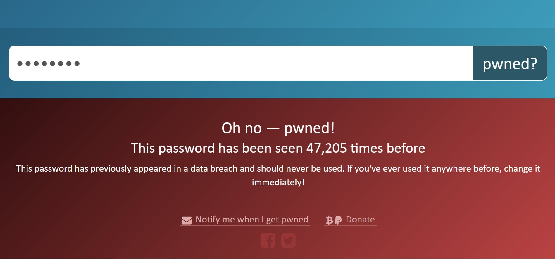 Pwned Passwords: une liste de 501 millions de mots de passes leakés