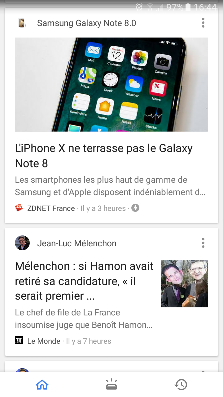 Design Google Feed