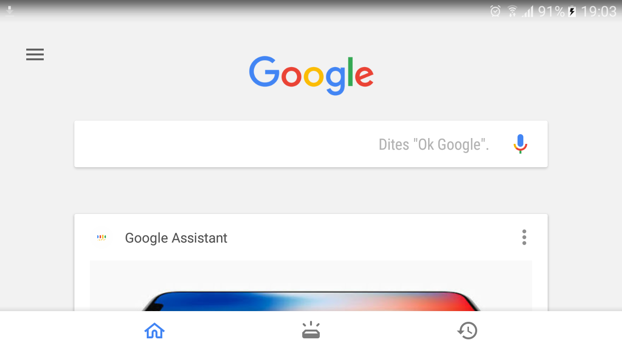 Google Feed, une énième application de news